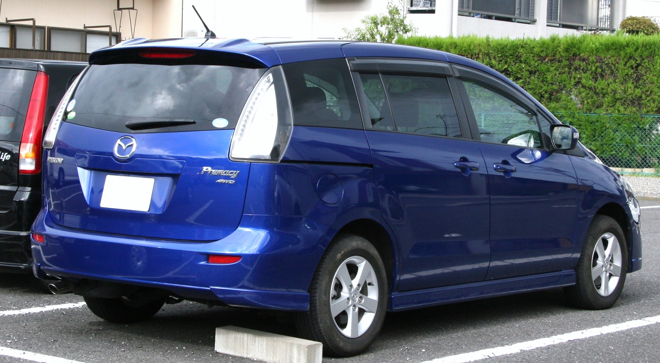 2010 mazda premacy photos informations articles. Black Bedroom Furniture Sets. Home Design Ideas