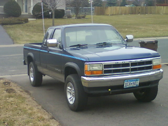1993 Dodge Dakota #5