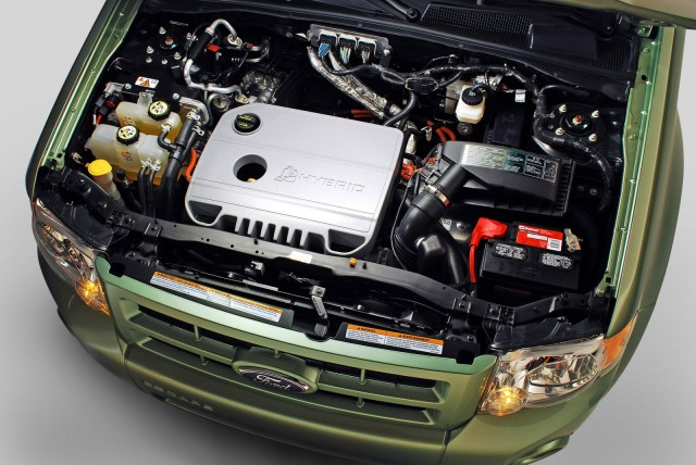 2008 Ford Escape Hybrid #7