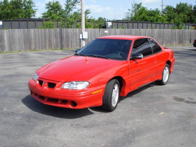 1997 Pontiac Grand Am #7