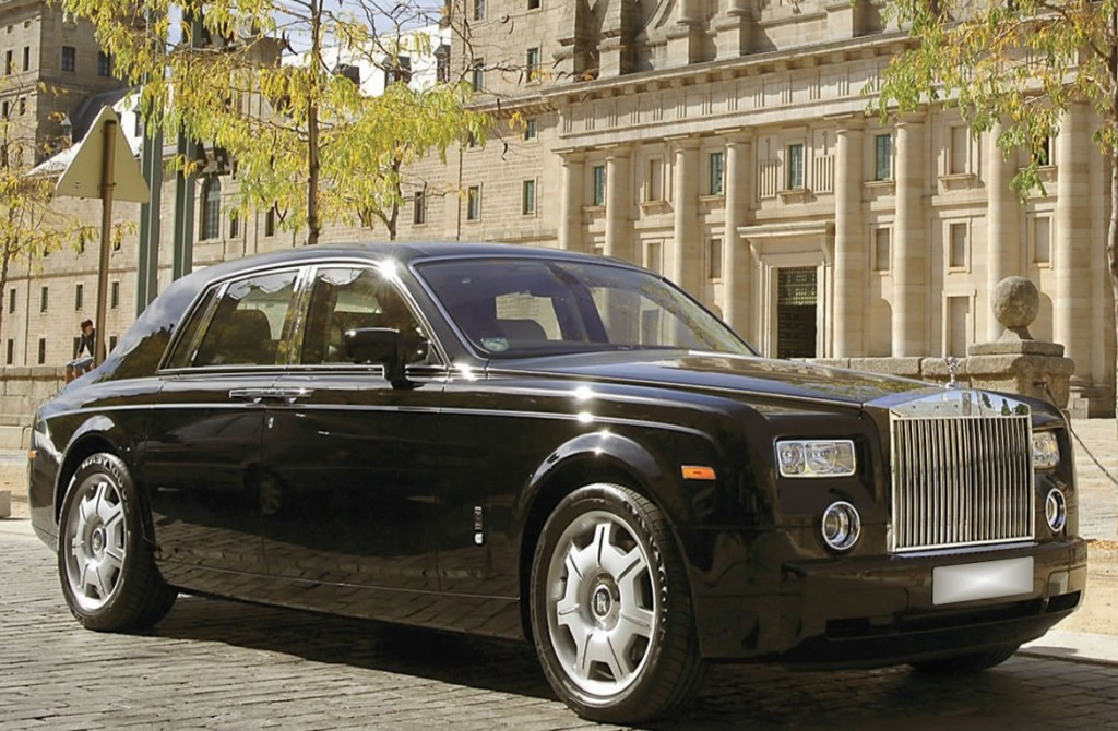 Rolls royce Phantom #4
