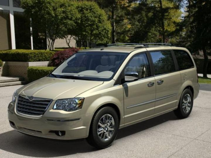 2008 Chrysler Town And Country #6