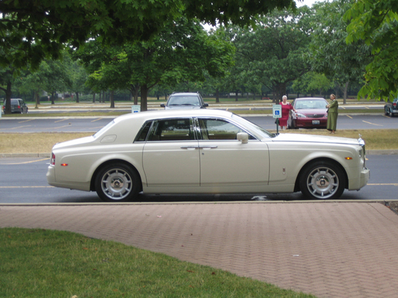 2004 Rolls royce Phantom #11
