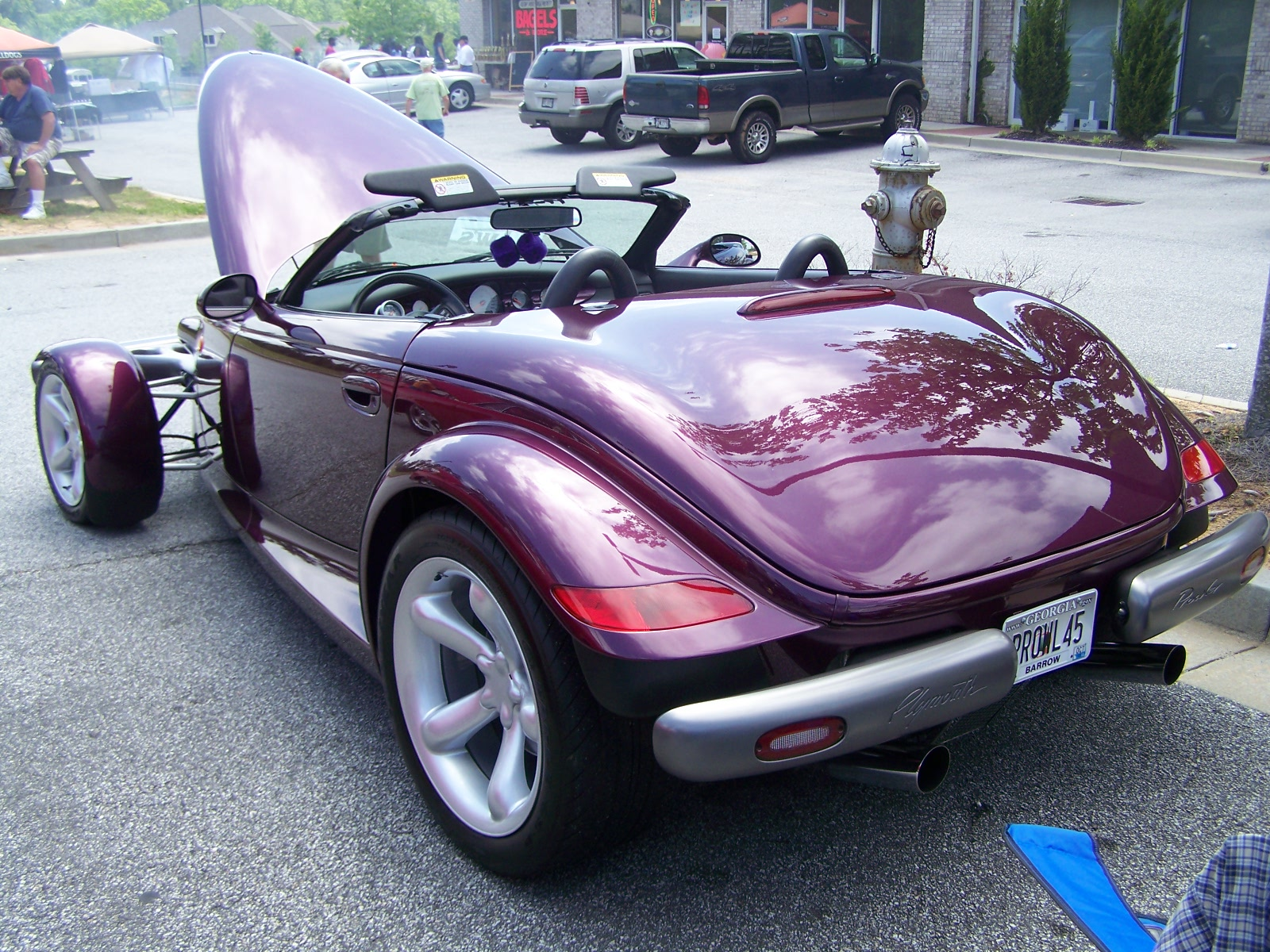 1997 Plymouth Prowler #7