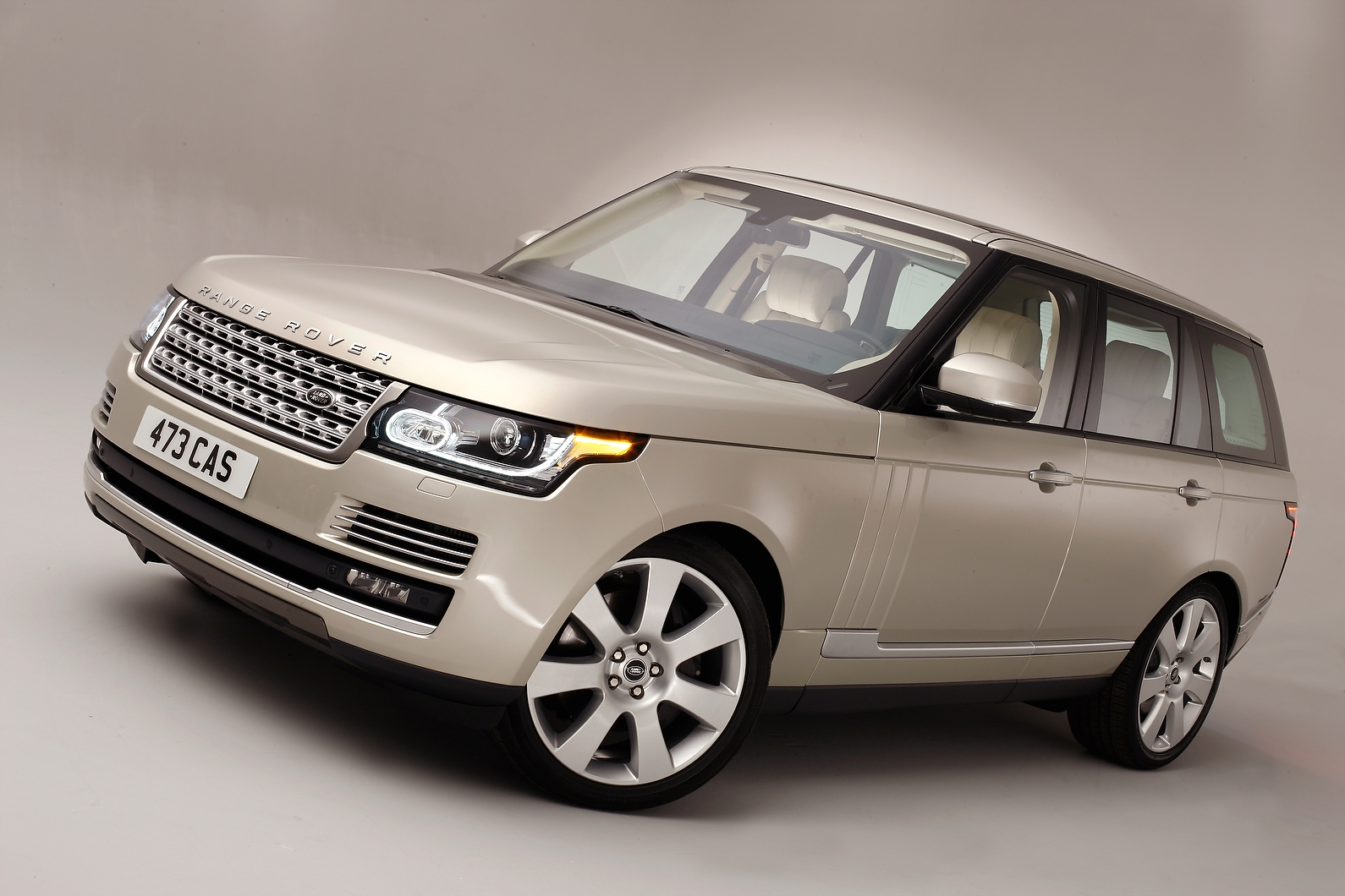 2013 Land Rover ALL-NEW Range Rover #1