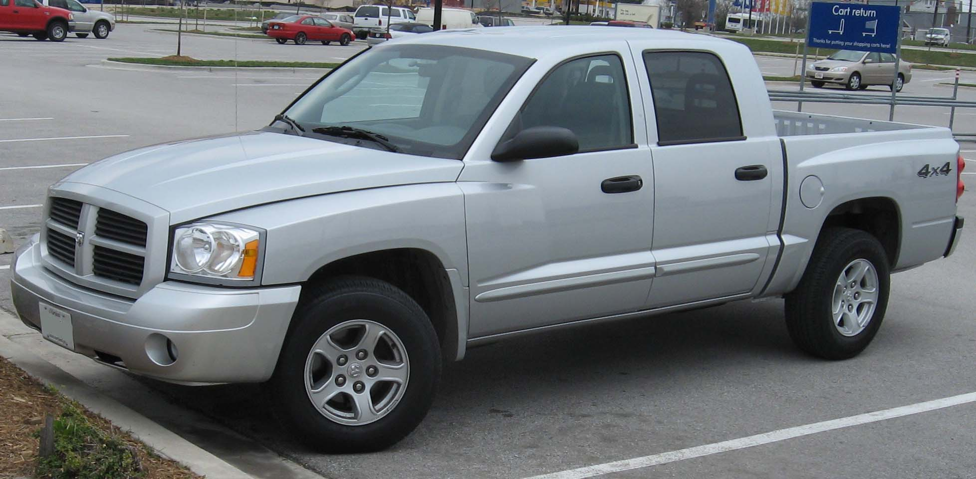 2005 Dodge Dakota #3