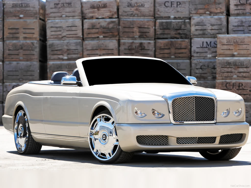 Bentley Azure T #8