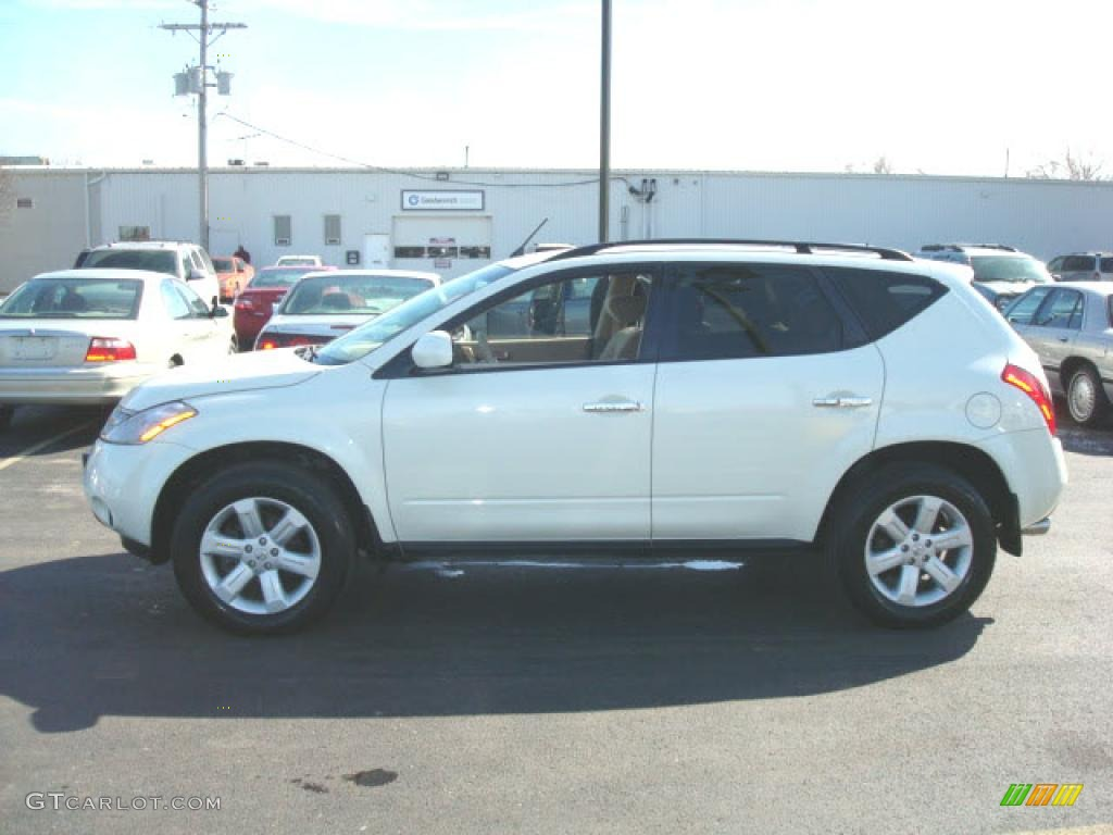 2006 Nissan Murano Photos Informations Articles