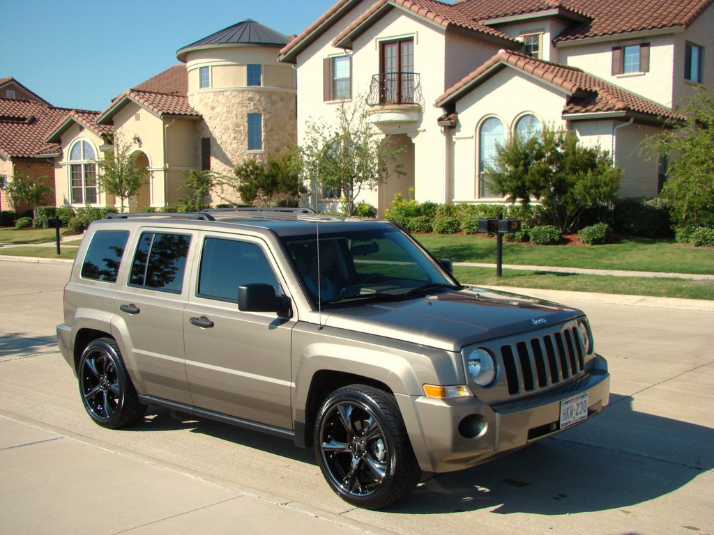2008 Jeep Patriot #11