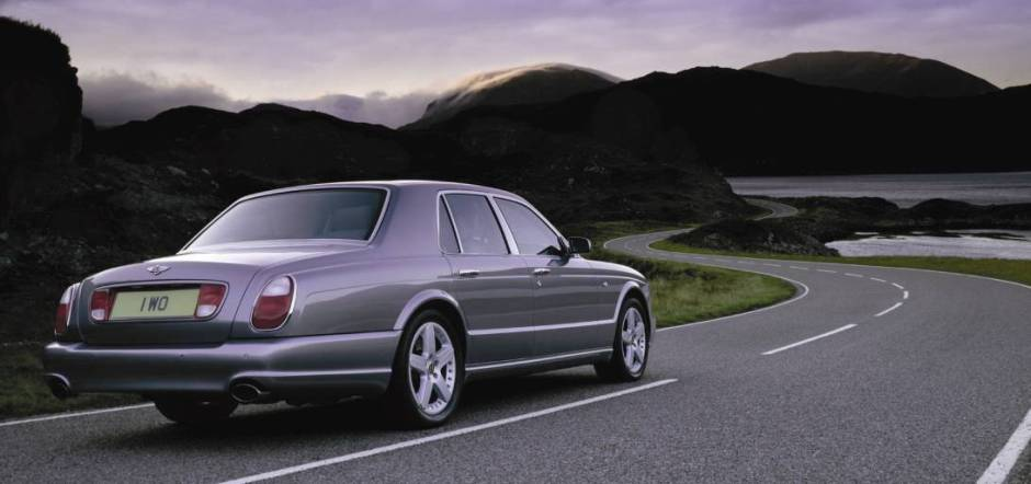 2003 Bentley Arnage #14