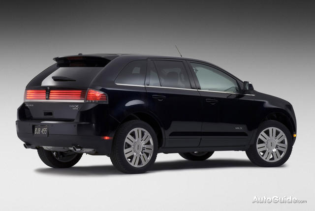 2009 Lincoln Mkx #3
