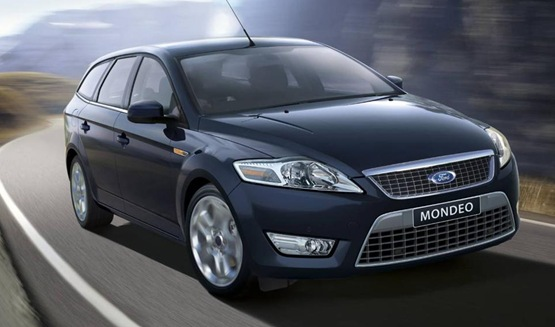 2009 Ford Mondeo #9