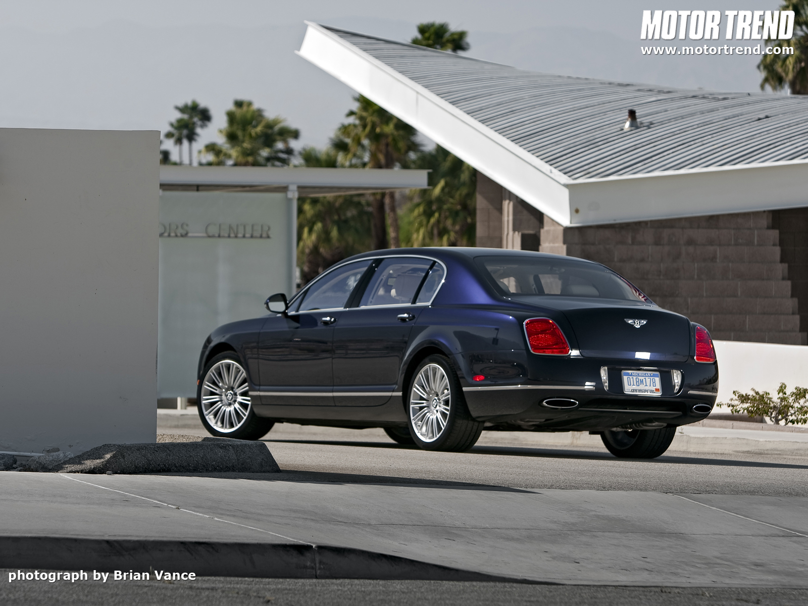 2010 Bentley Continental Flying Spur Speed #17