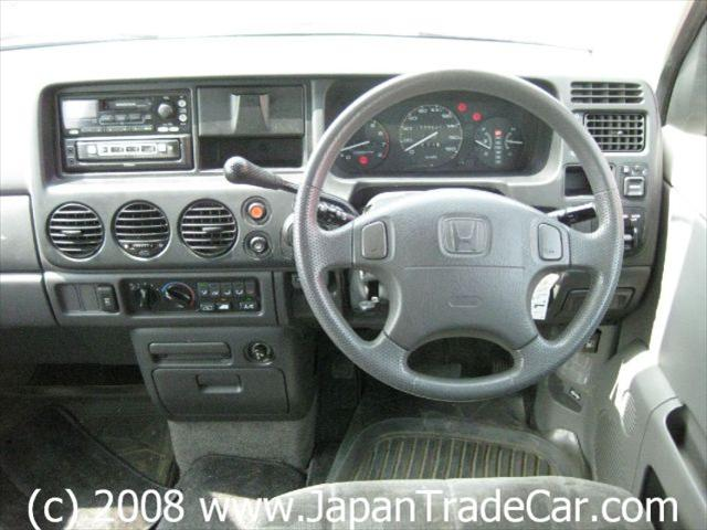 1998 Honda Step Wagon #9