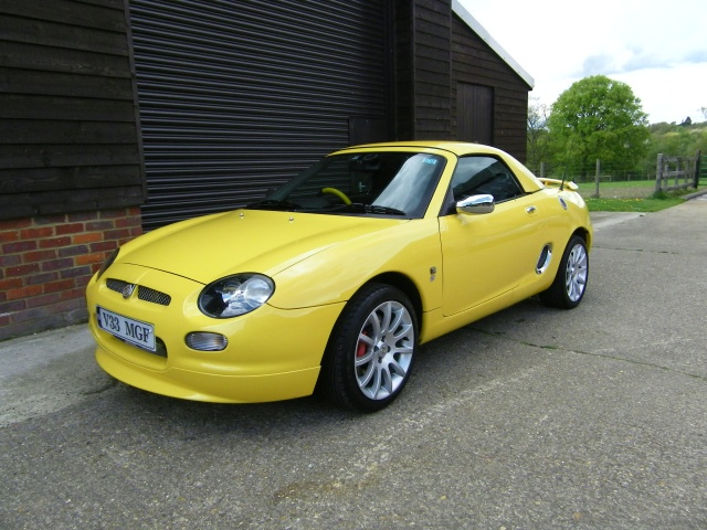 Rover MGF #6