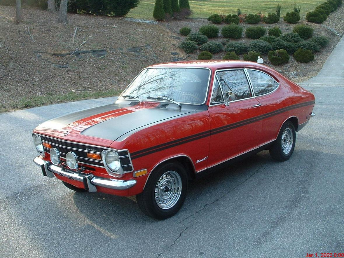 1969 opel kadett photos informations articles. Black Bedroom Furniture Sets. Home Design Ideas