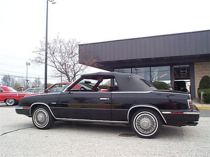 Chrysler Le Baron #17