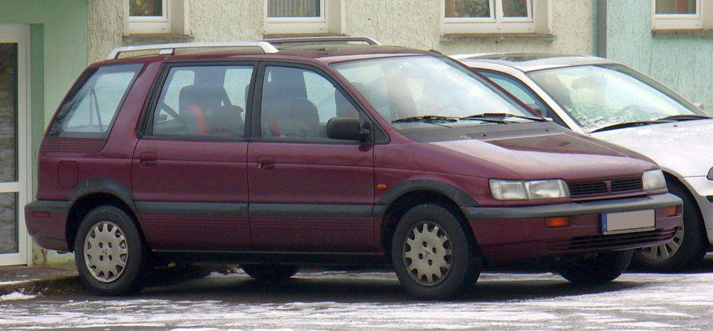 Mitsubishi Space Wagon #4