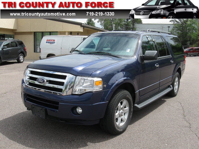 2009 Ford Expedition El #4