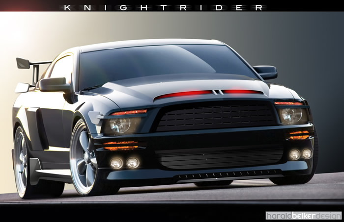 Ford Shelby GT 500 #12