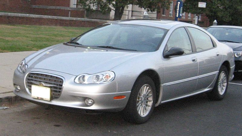 1999 Chrysler Concorde #11