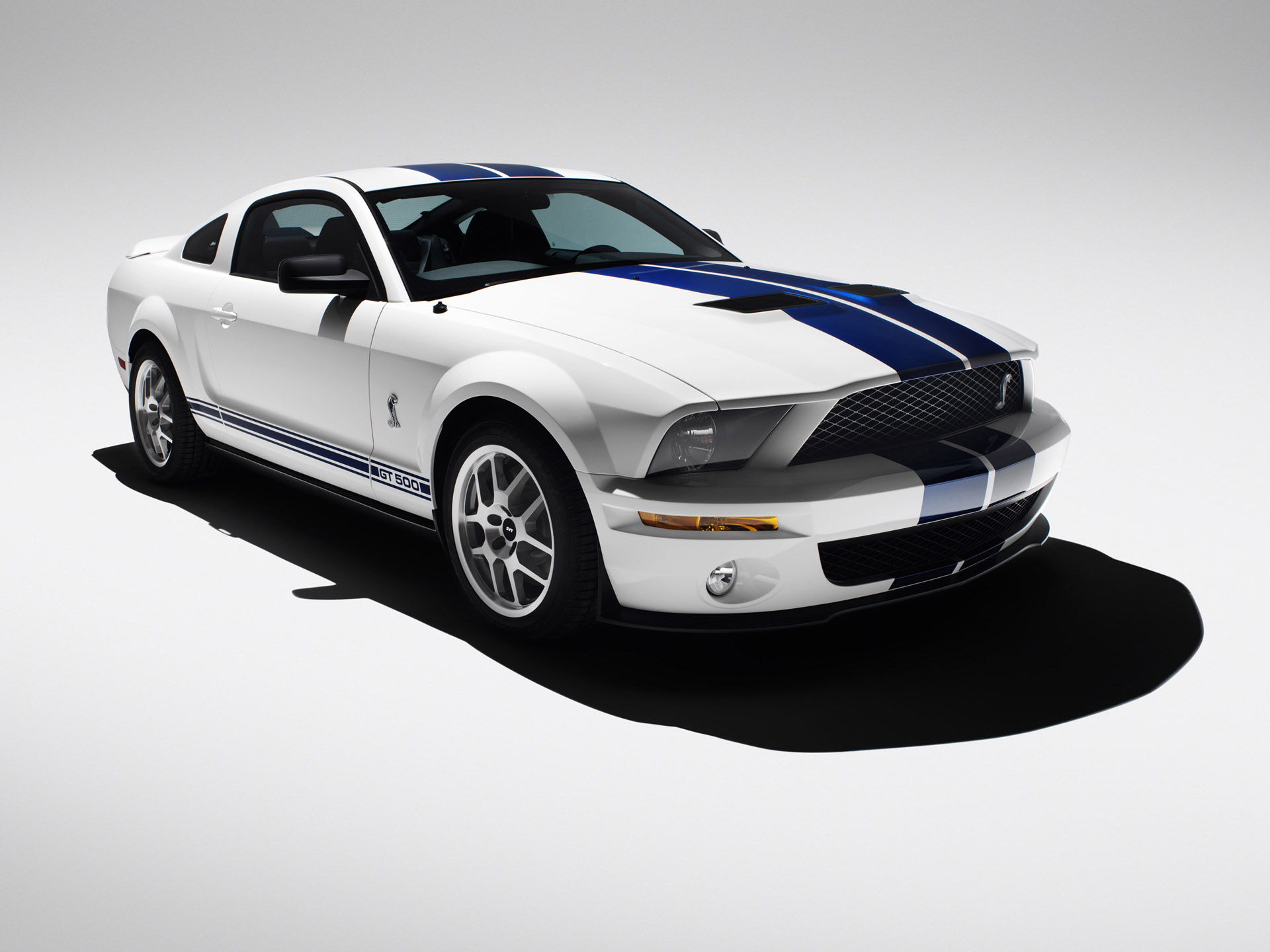 2007 Ford GT 500 #10