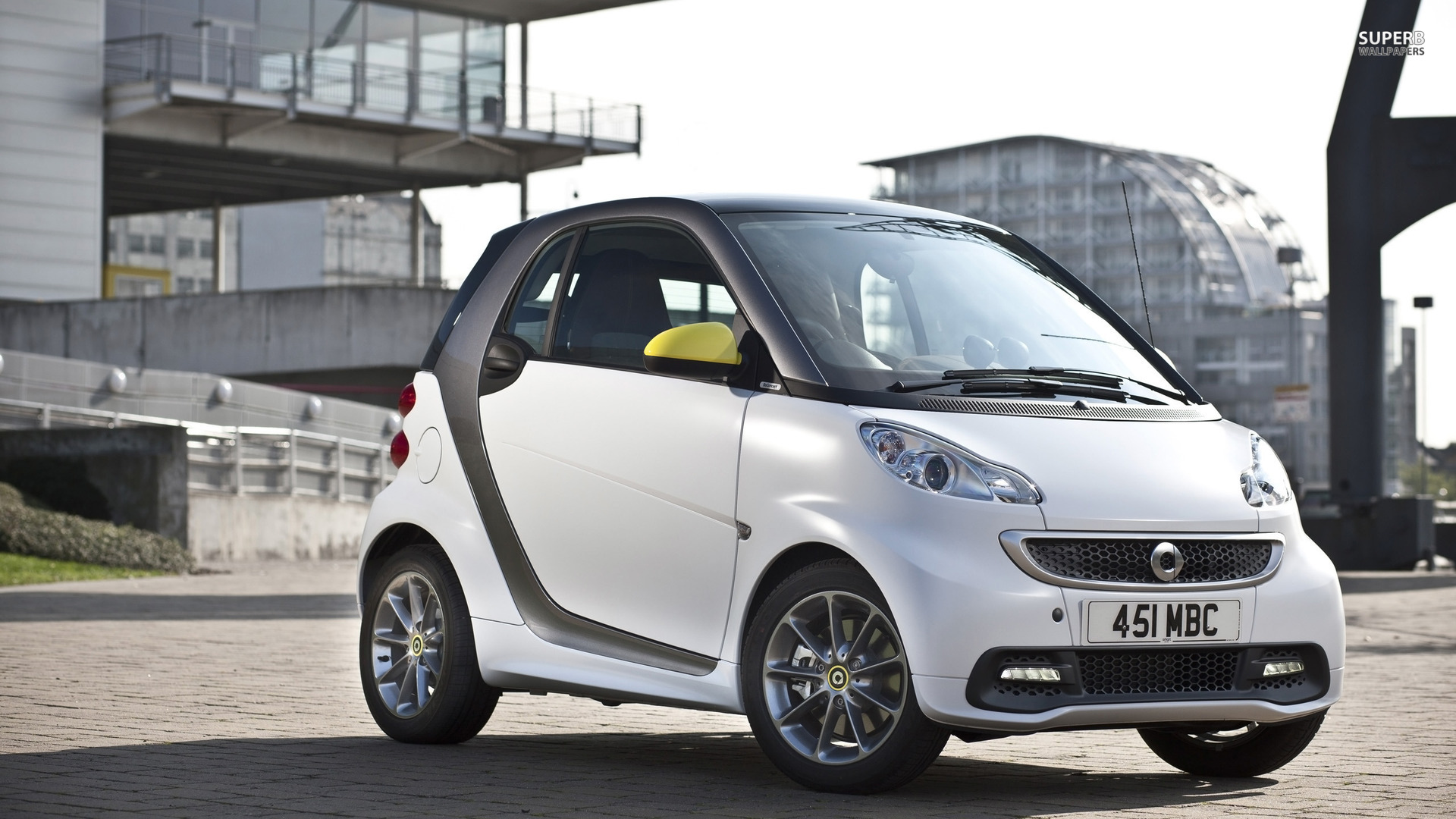 2014 Smart Fortwo #1