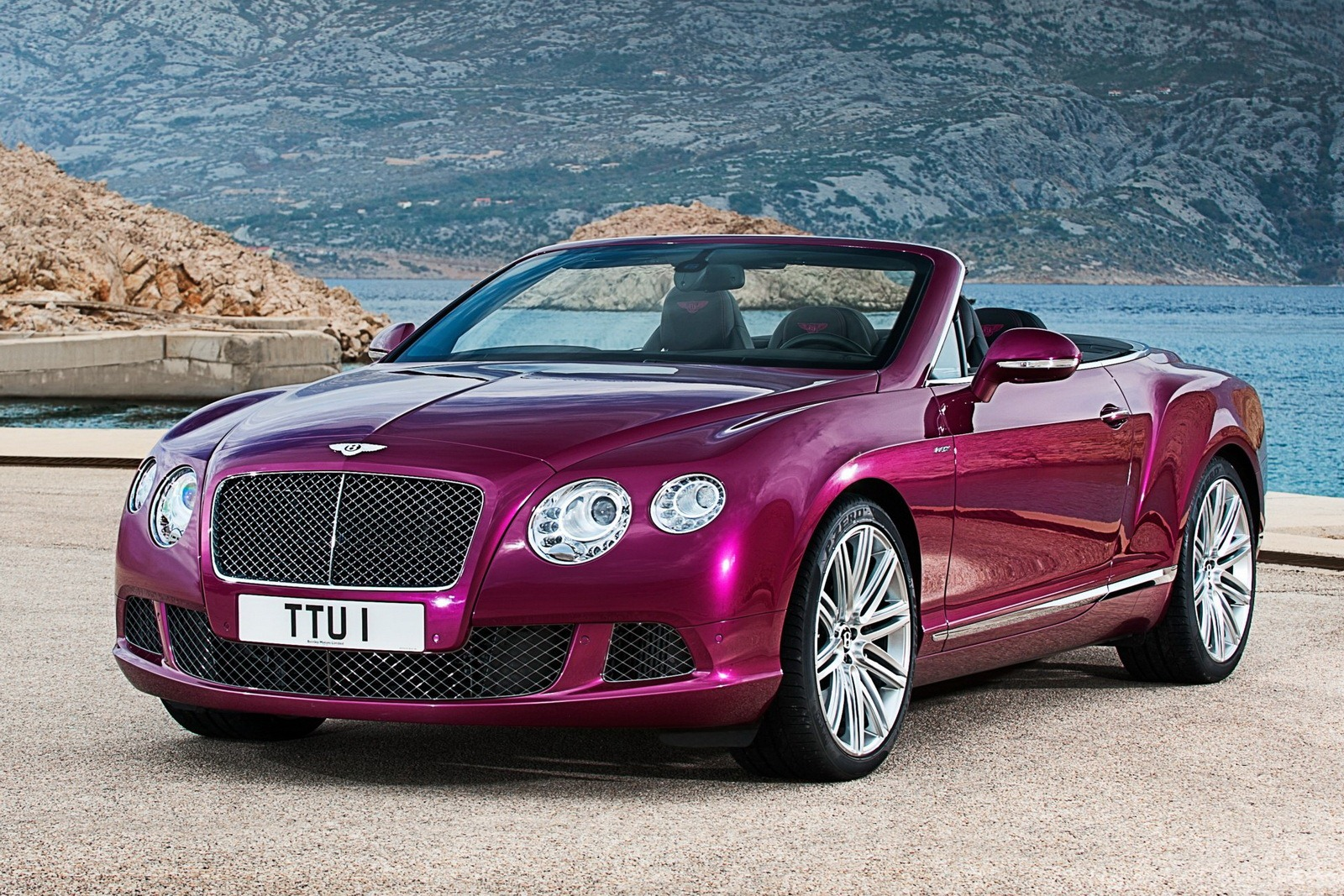 2011 Bentley Continental Supersports Convertible #20