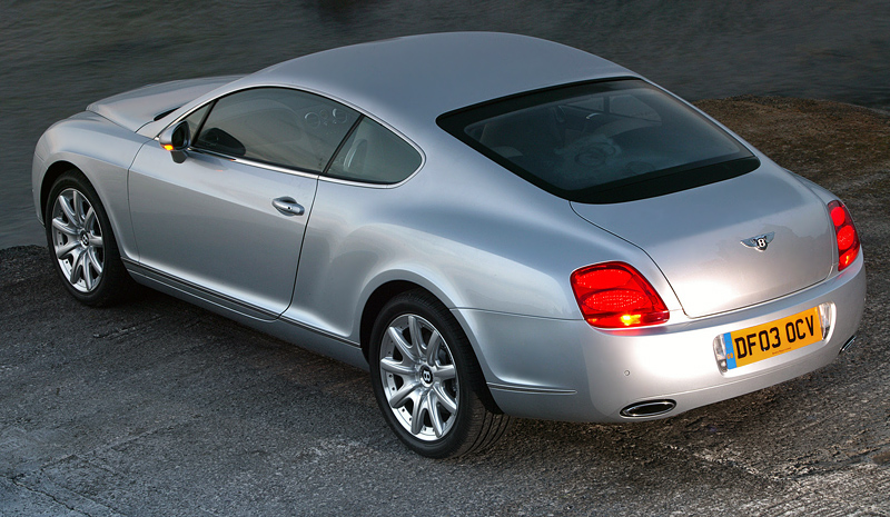 2003 Bentley Continental #7
