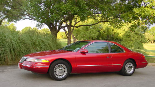 1996 Lincoln Mark Viii Photos Informations Articles Bestcarmag Com