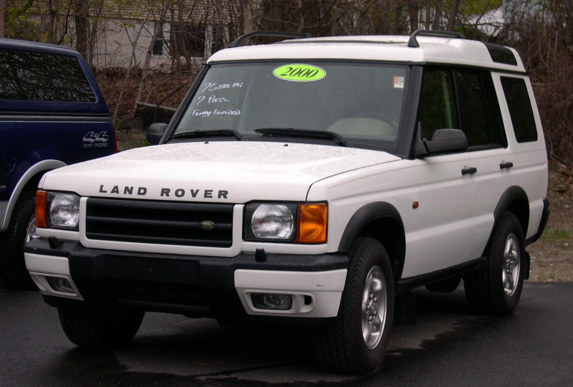 2000 Land Rover Discovery Series Ii #5