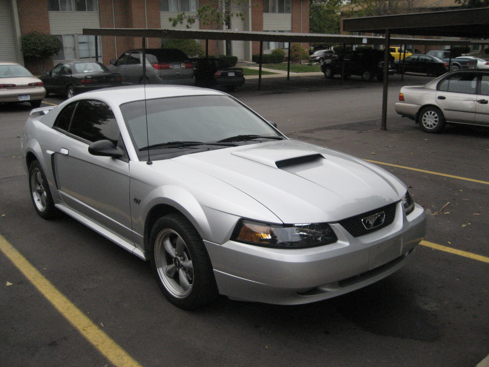 2001 Ford Mustang #13