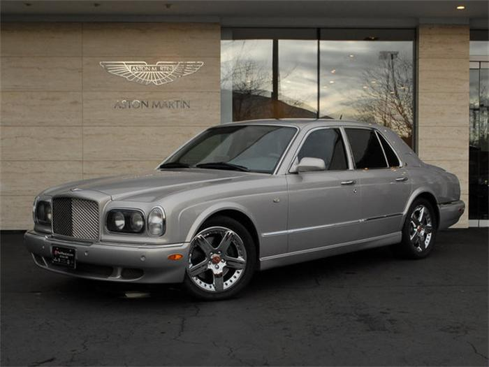 2003 Bentley Arnage #6