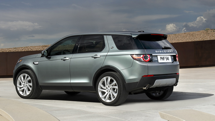 Land Rover Discovery Sport #2