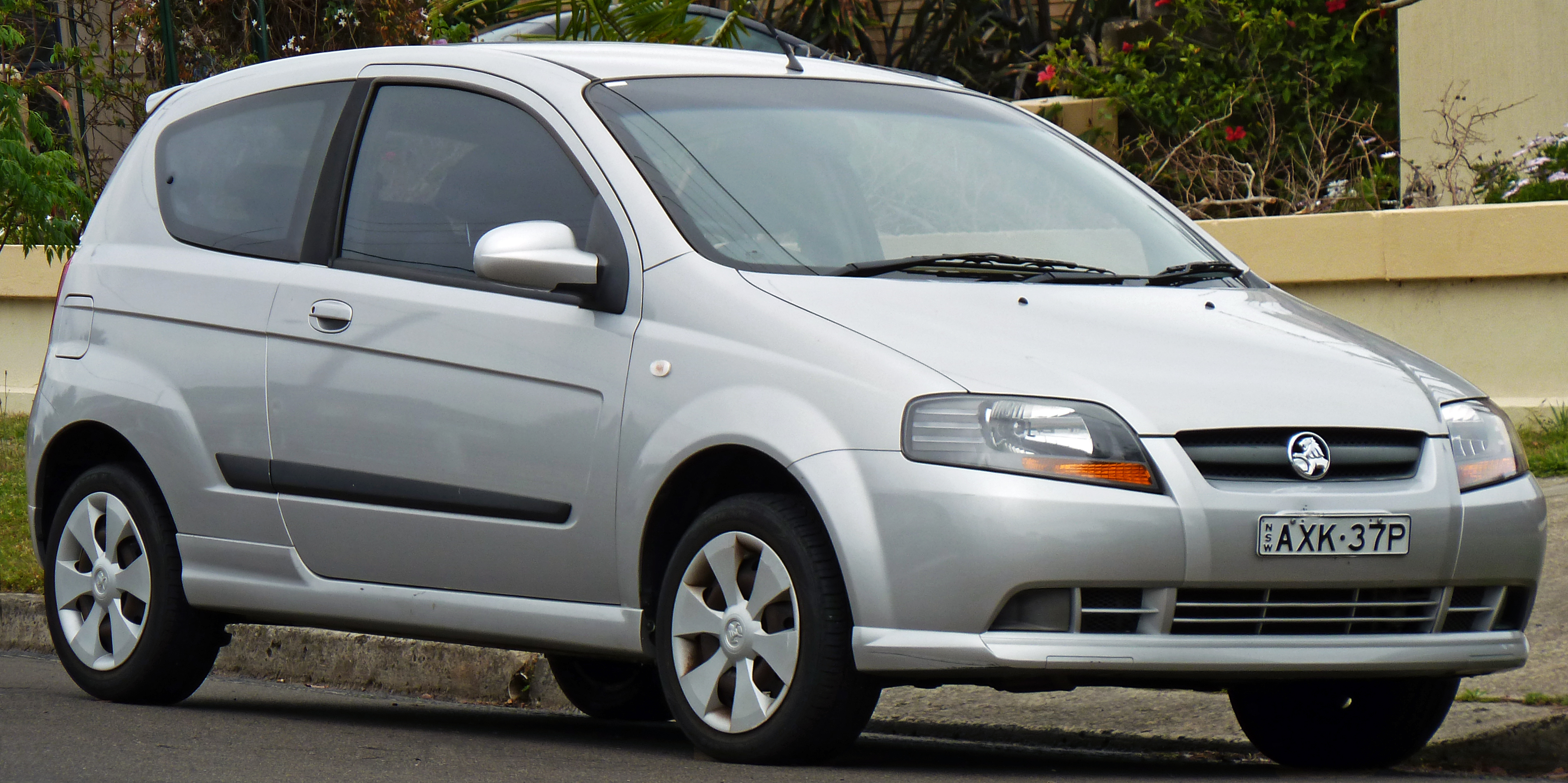 2007 Holden Barina Photos Informations Articles