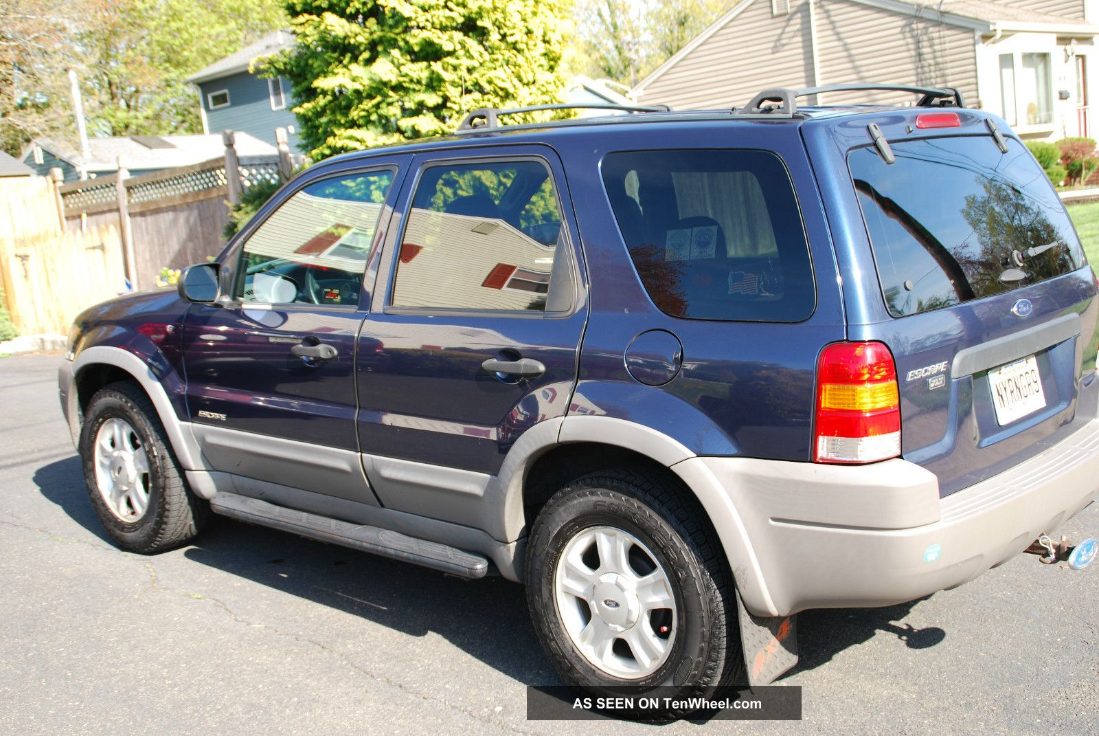 2002 Ford Escape #10