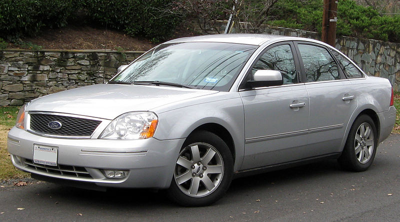 2005 Ford Five Hundred #3