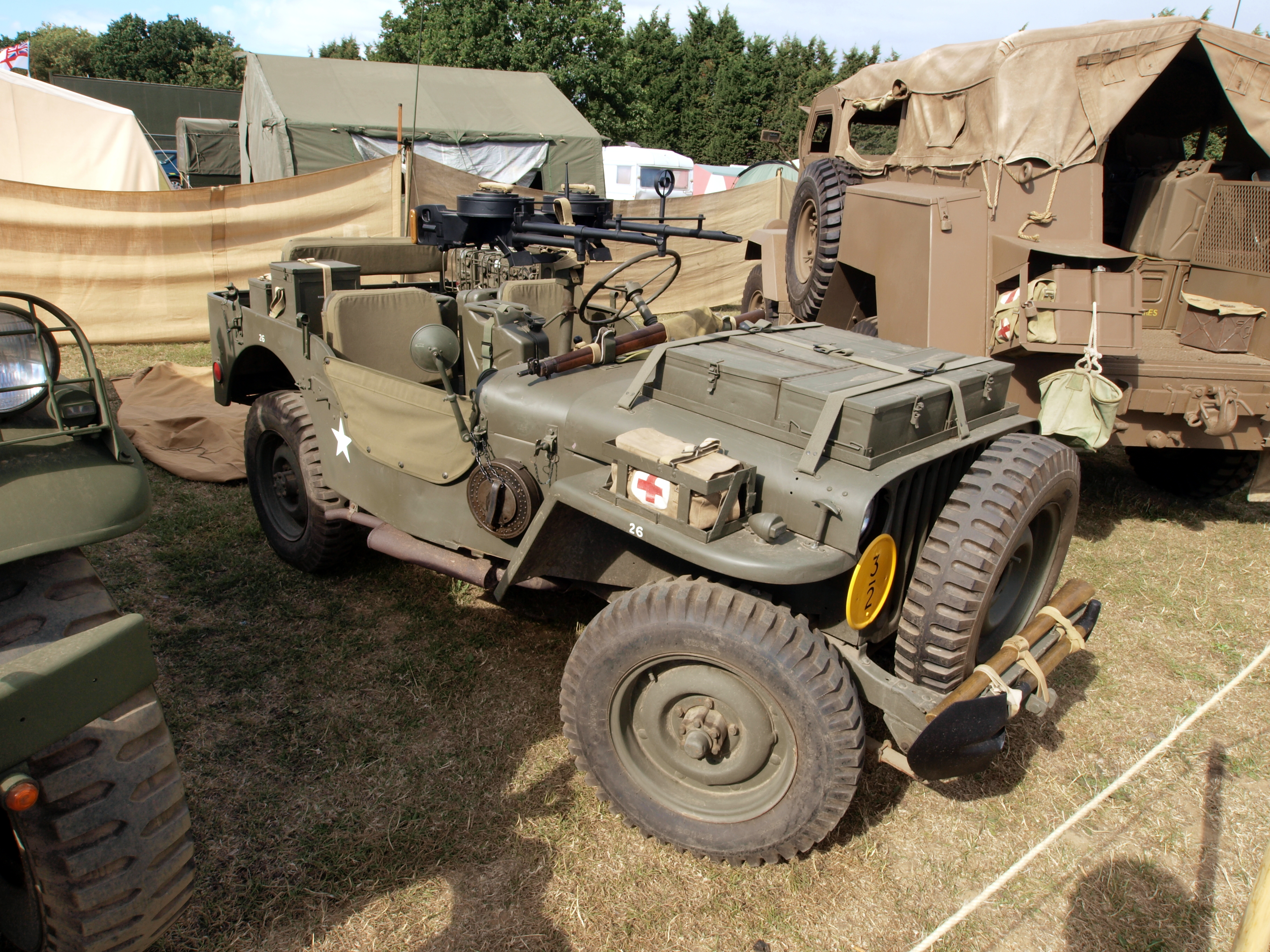 Jeep Willys #13