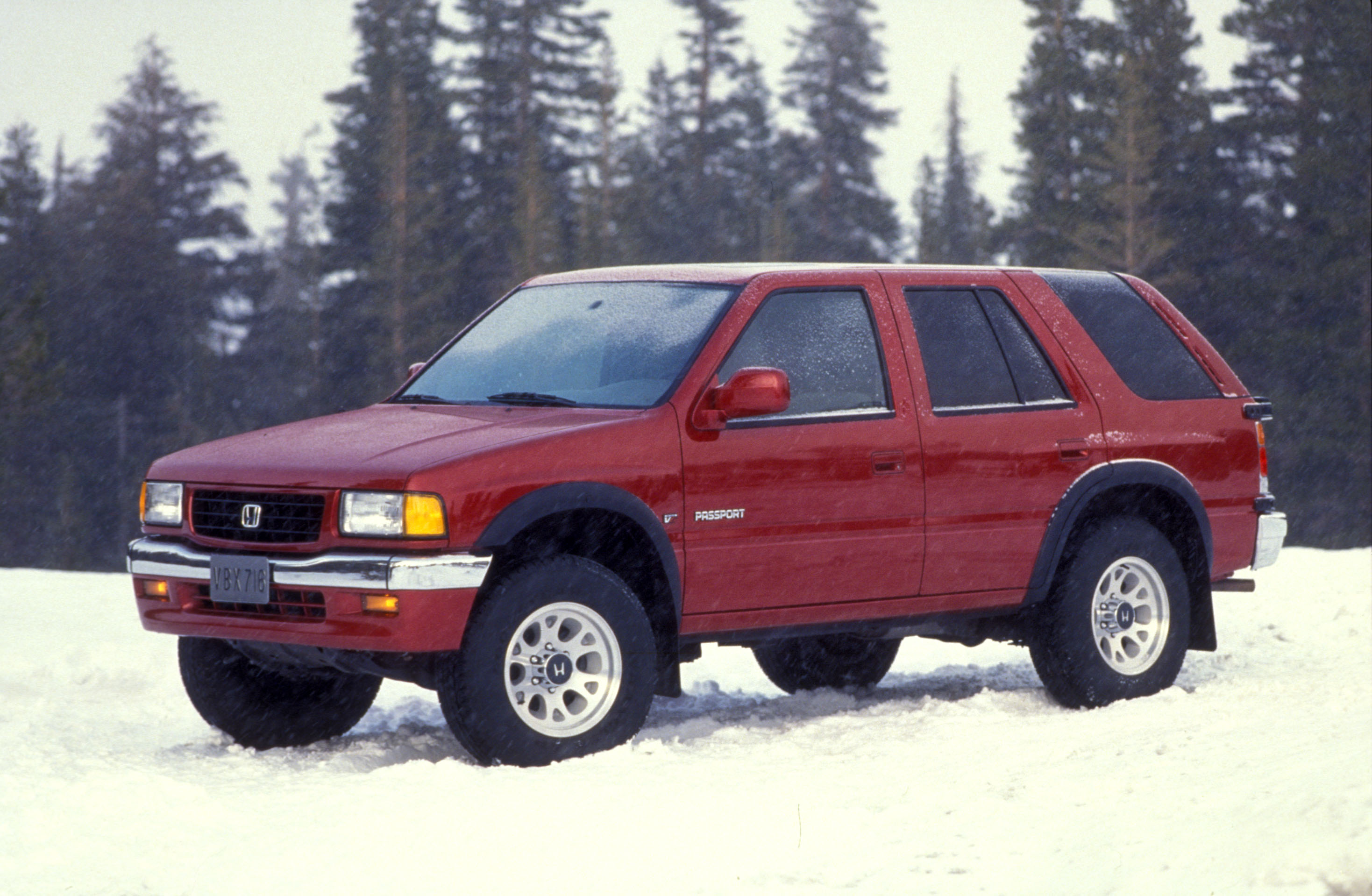 1994 Honda Passport #1