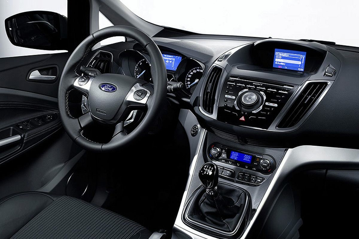 2010 Ford C-Max #10