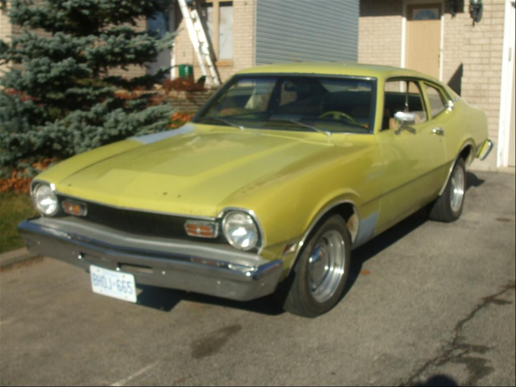 1974 Ford Maverick #7