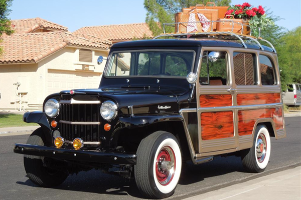 1946 Jeep Station Wagon #16