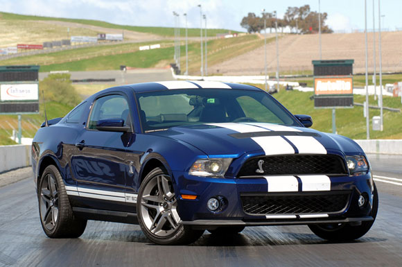 2010 Ford Shelby Gt500 #13