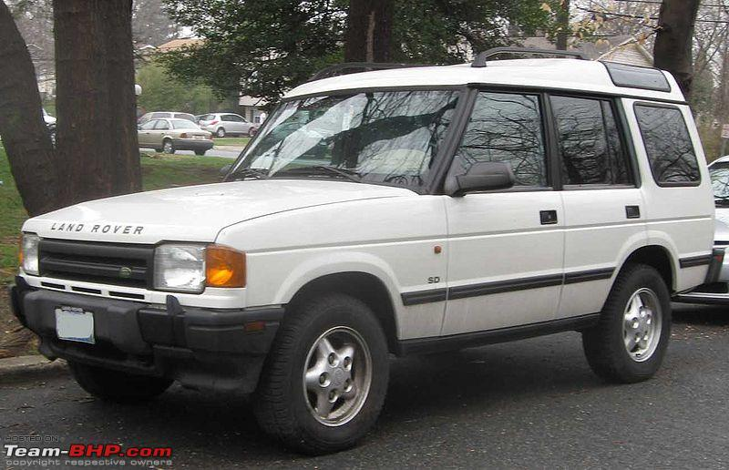 1995 Land Rover Discovery #13