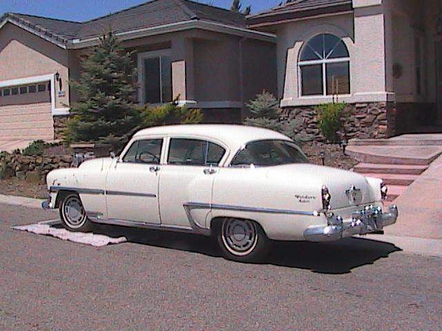 1954 Chrysler Windsor #4