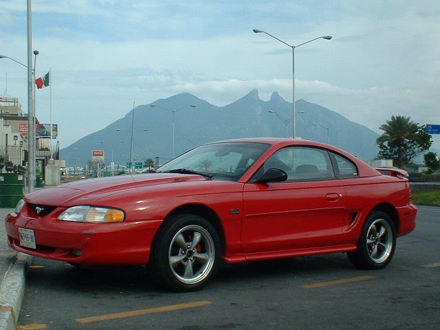 1994 Ford Mustang #12