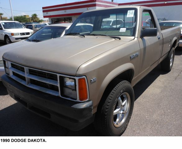 1990 Dodge Dakota #7
