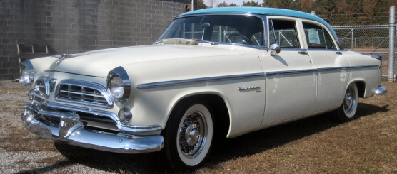1955 Chrysler Windsor #9