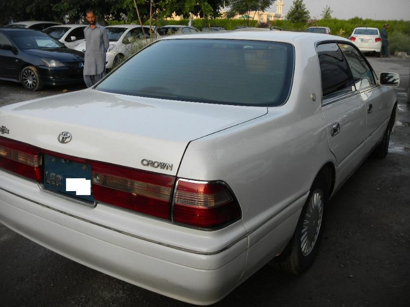 1996 Toyota Crown #16