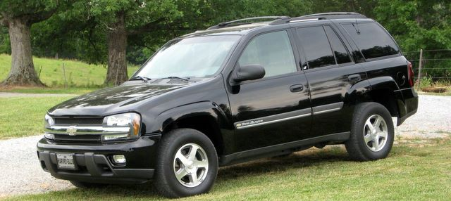 2002 Chevrolet Trailblazer #2